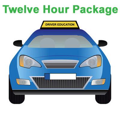 Twelve Hour Package - Varsity Driving Academy Orange County