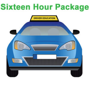 Sixteen Hour Package - Varsity Driving Academy