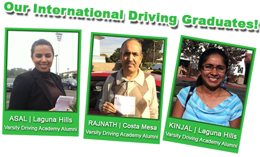 International Student Driver Training - VDA Driving School
