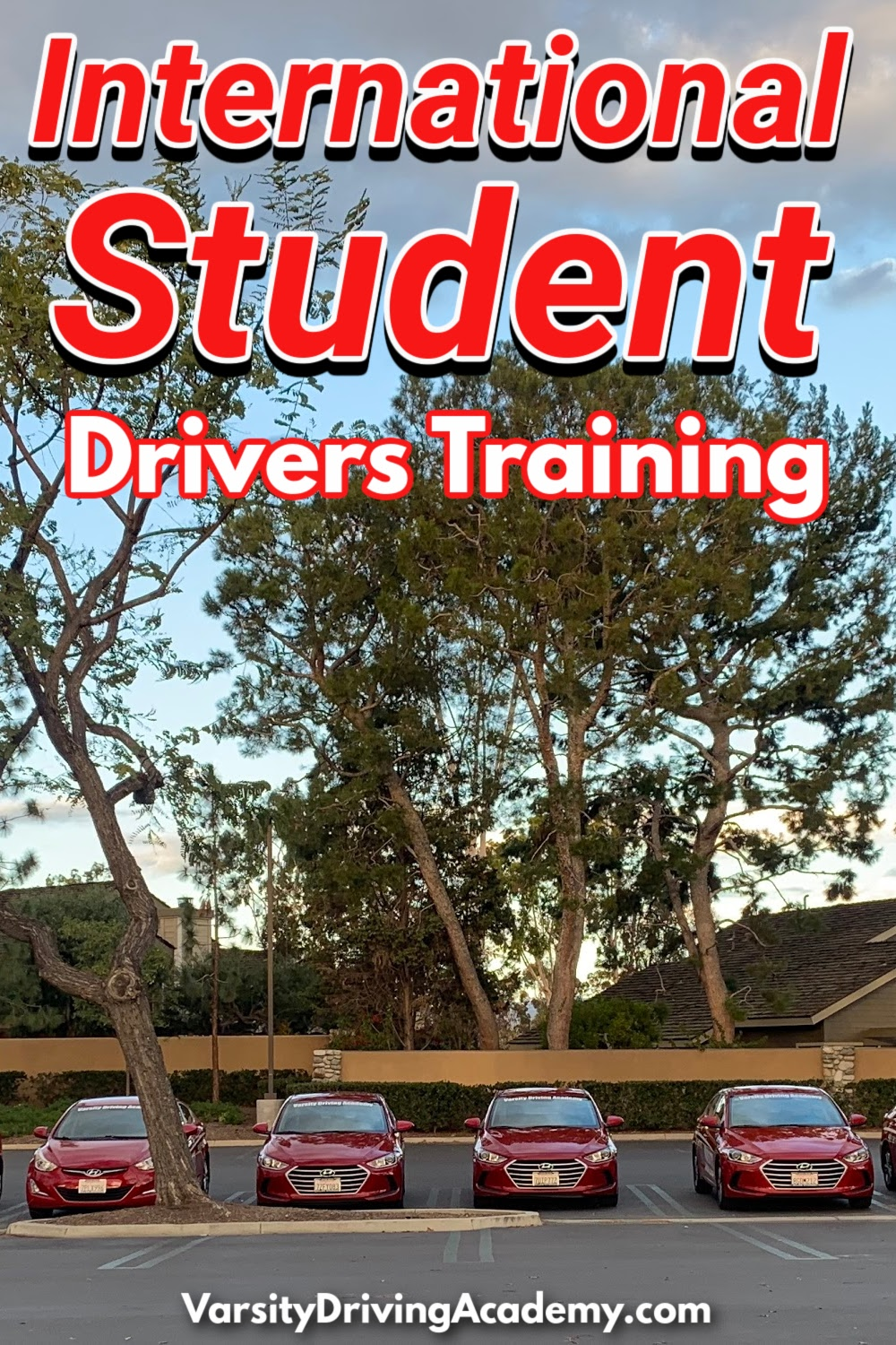 Prepare for your driving test at the DMV with International student drivers training that covers everything you need to know.