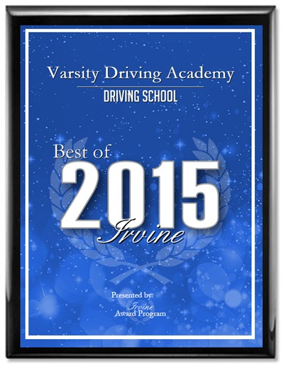 Varsity Driving Academy - Voted Best of 2014 Driving Schools in Irvine