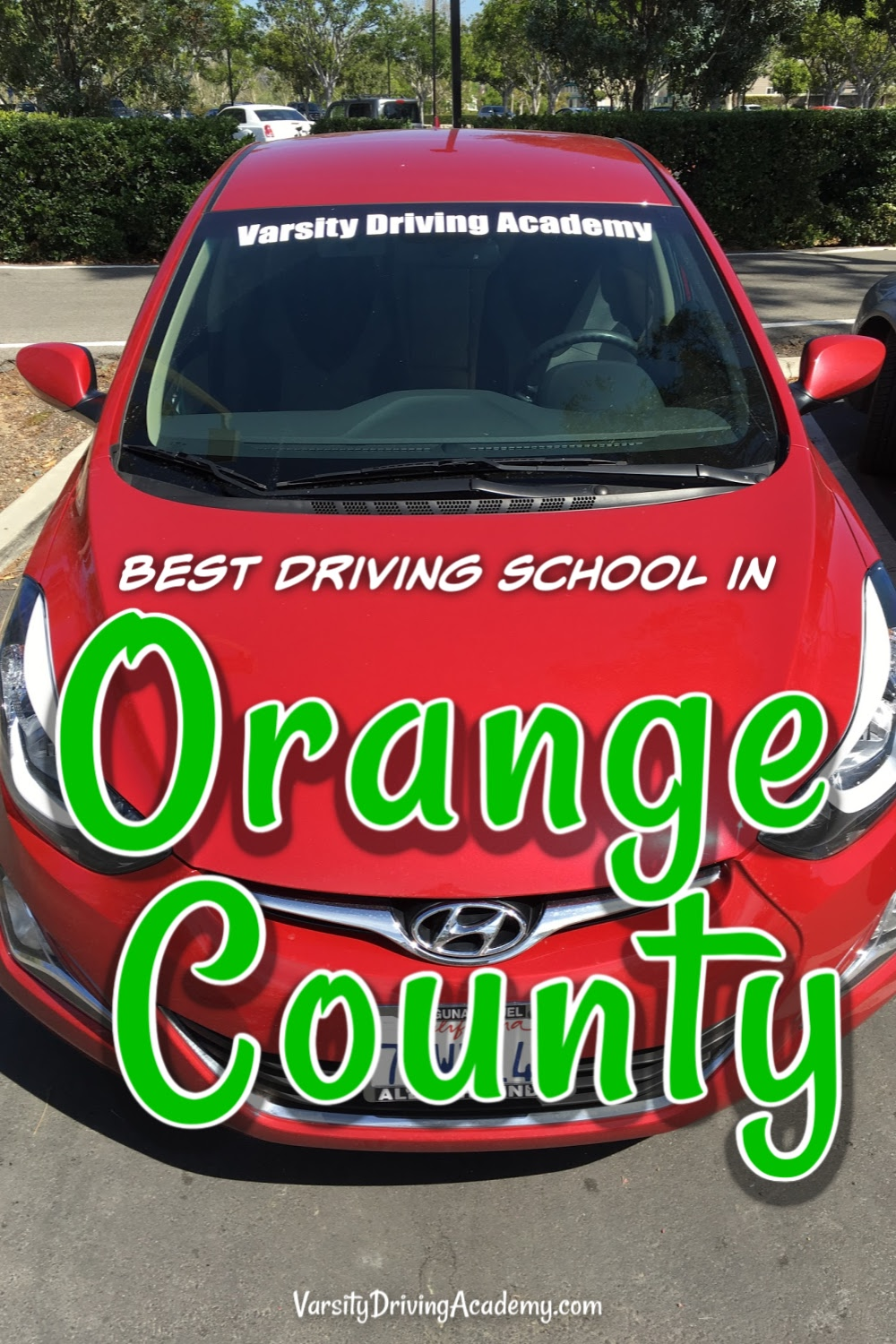 Welcome to Varsity Driving Academy, the best Orange County driving school for teens and adults to get defensive drivers ed in Orange County.