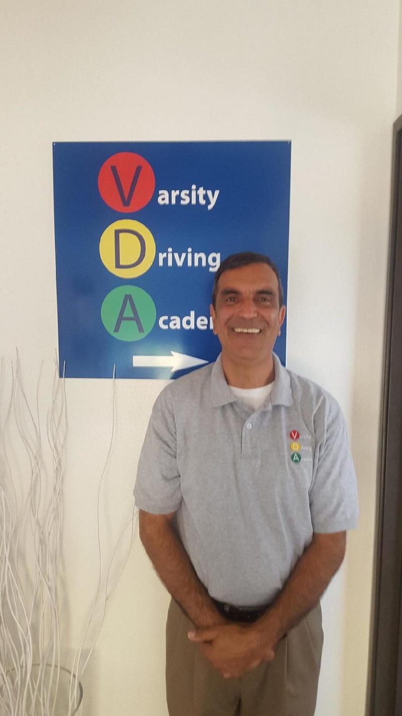 Laguna Niguel Driving School Trainer