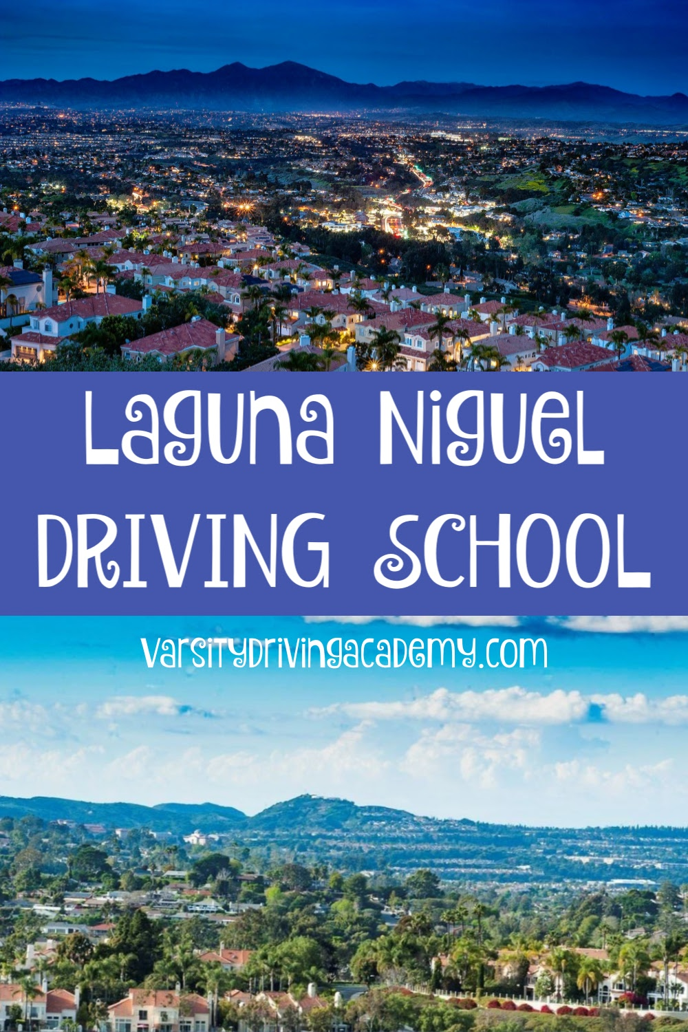 Varsity Driving Academy is the best Laguna Niguel driving school that offers the best drivers ed in Laguna Niguel for teens and adults who want to learn how to drive in California.