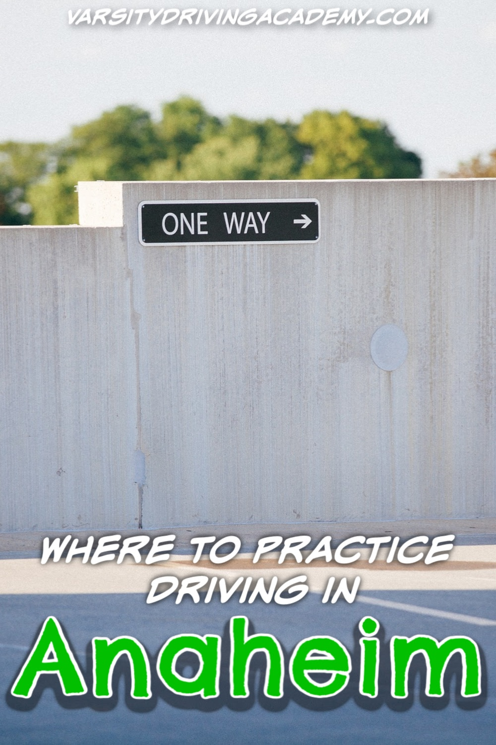 Driving students in Anaheim should know where to practice driving in Anaheim to make sure they can practice safely and improve their defensive driving skills.