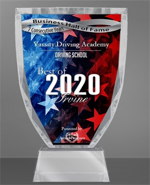 Varsity Driving Academy - Voted Best Driving Schools in Irvine for 7 consecutive years!