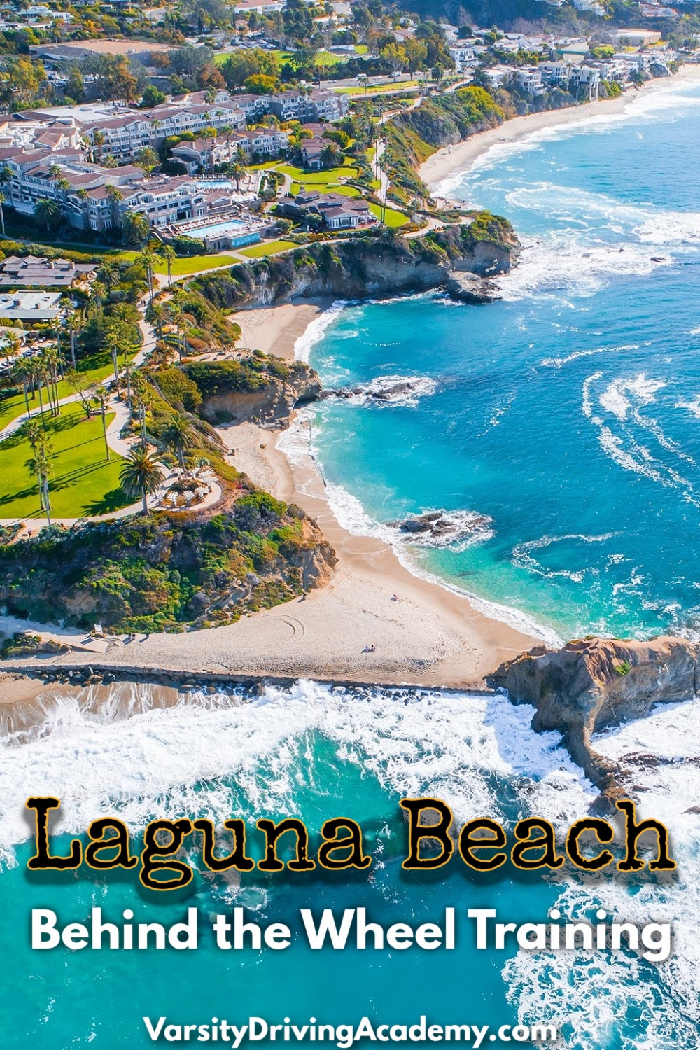Laguna Beach behind the wheel training is important for all inexperienced drivers as it is the perfect time to learn defensive driving and more.