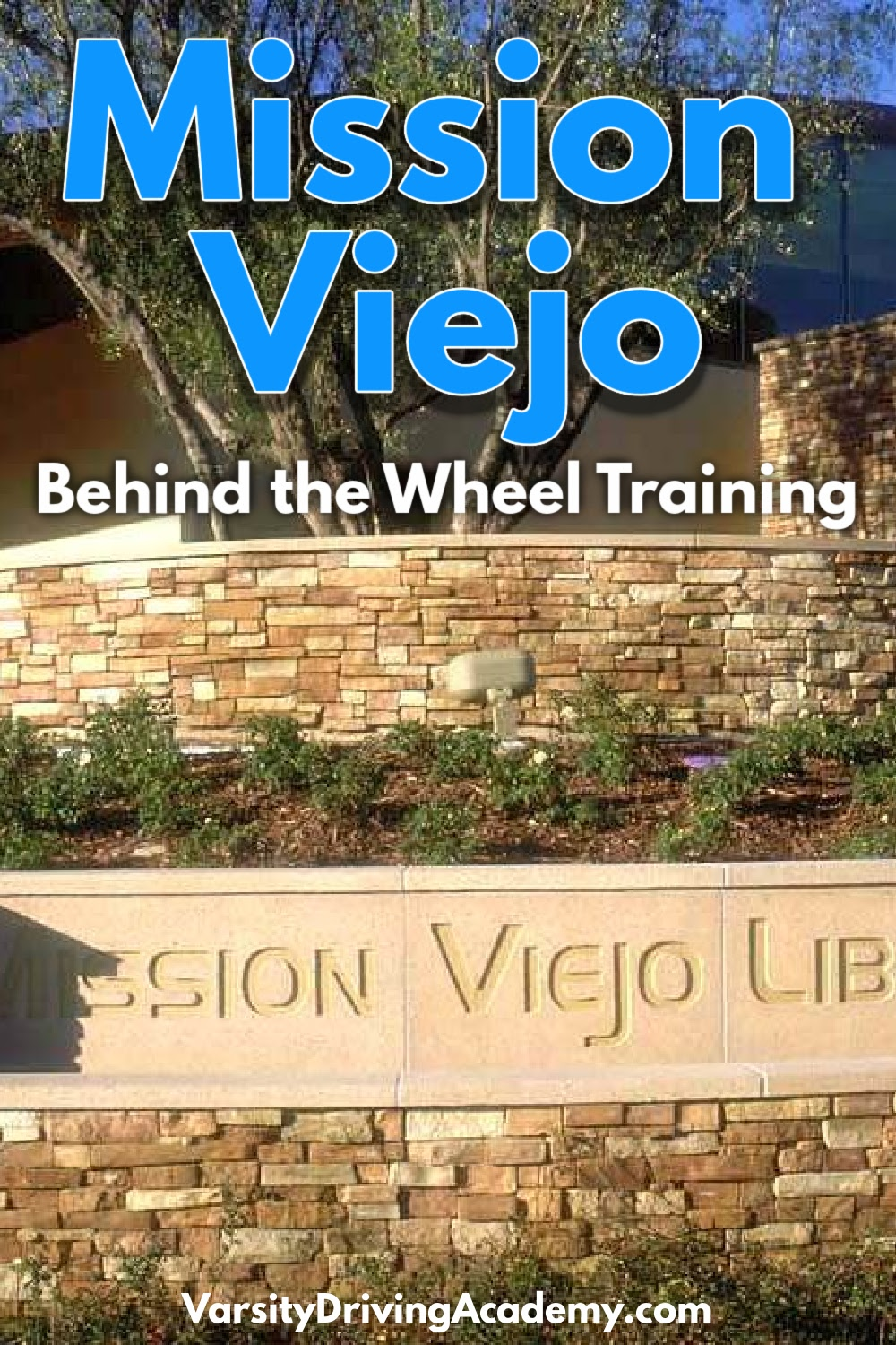 You can attend the best Mission Viejo behind the wheel training with Varsity Driving Academy, the best driving school in Mission Viejo.