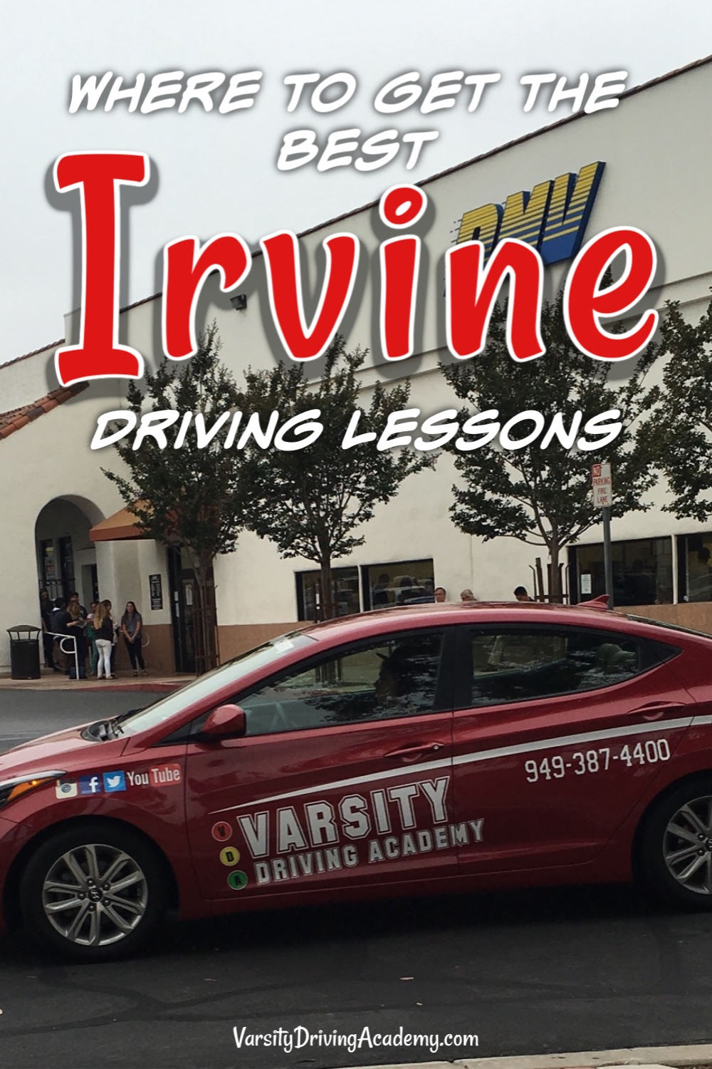 Finding out where the best driving lessons in Irvine are will help you learn to drive in Irvine with safe practices and better habits.