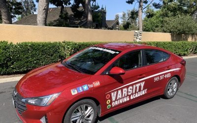 Where to Take Your Irvine Driving Lessons