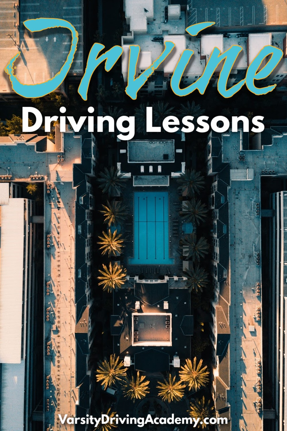 You can learn how to drive in Irvine with the best Irvine driving lessons at Varsity Driving Academy with online driving lessons and more.