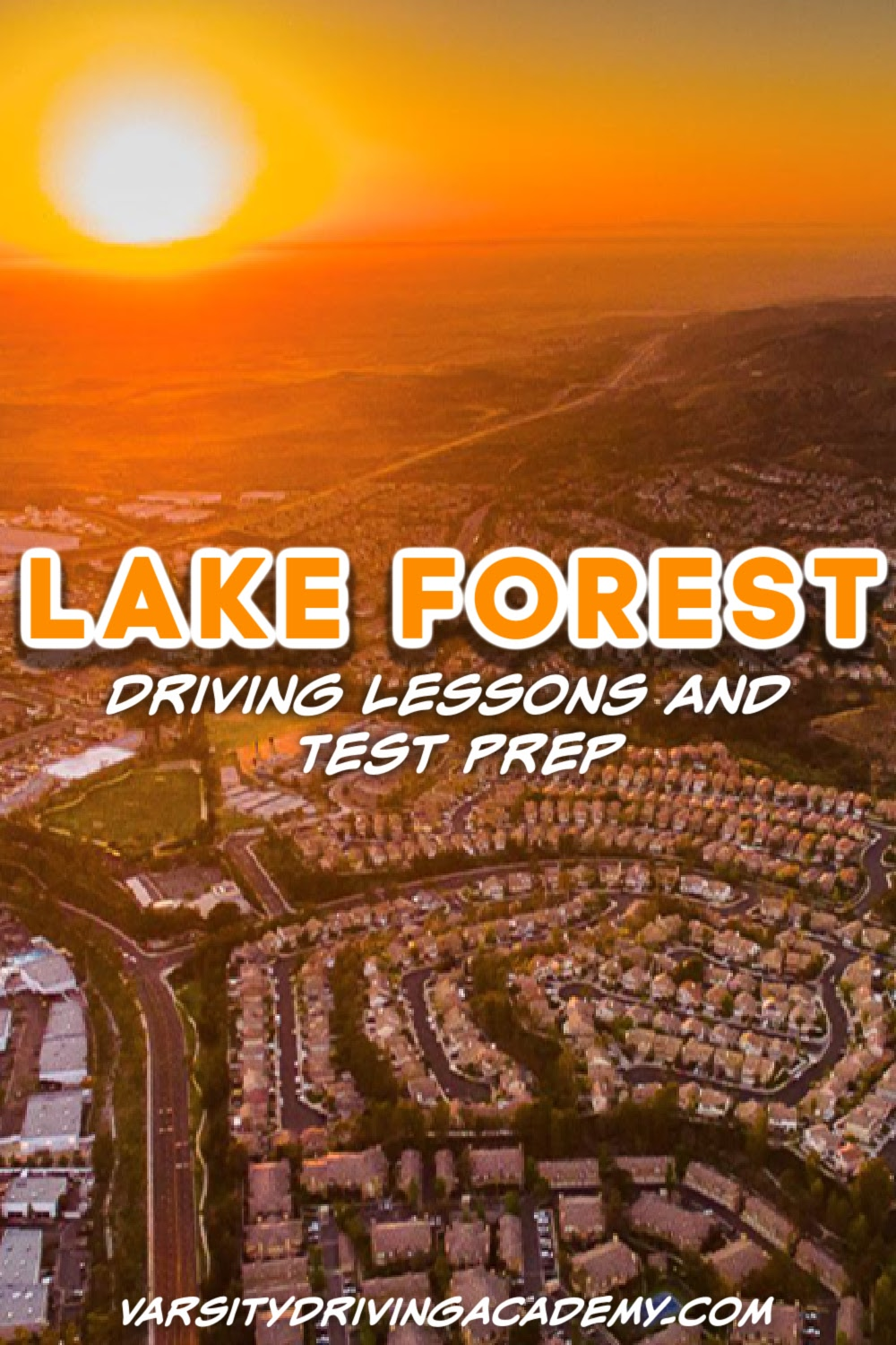 The best Lake Forest driving lessons will turn you into a safe driver that knows how to drive defensively and confidently wherever you may go.