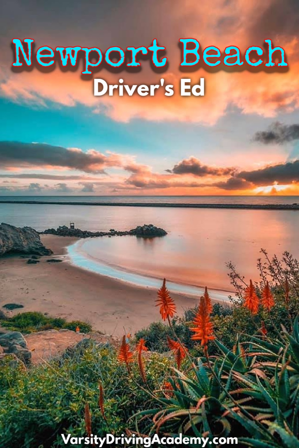 The best Newport Beach drivers ed helps teens and adults learn how to drive defensively to ensure higher odds of remaining safe while driving.