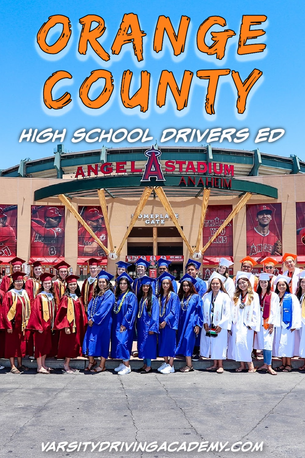 The best Orange County high school drivers ed is Varsity Driving Academy where Orange County teens can learn to drive defensively and responsibly.