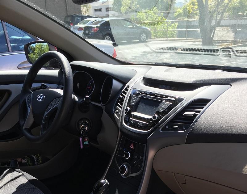Behind the Wheel Test Laguna Hills Steering Wheel