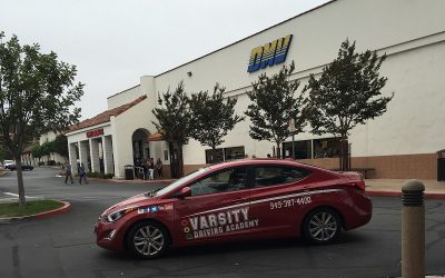 Behind the Wheel Test in Irvine – Tips and Tricks