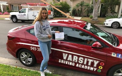 Where to Take Driving Lessons in Tustin and Tustin Ranch