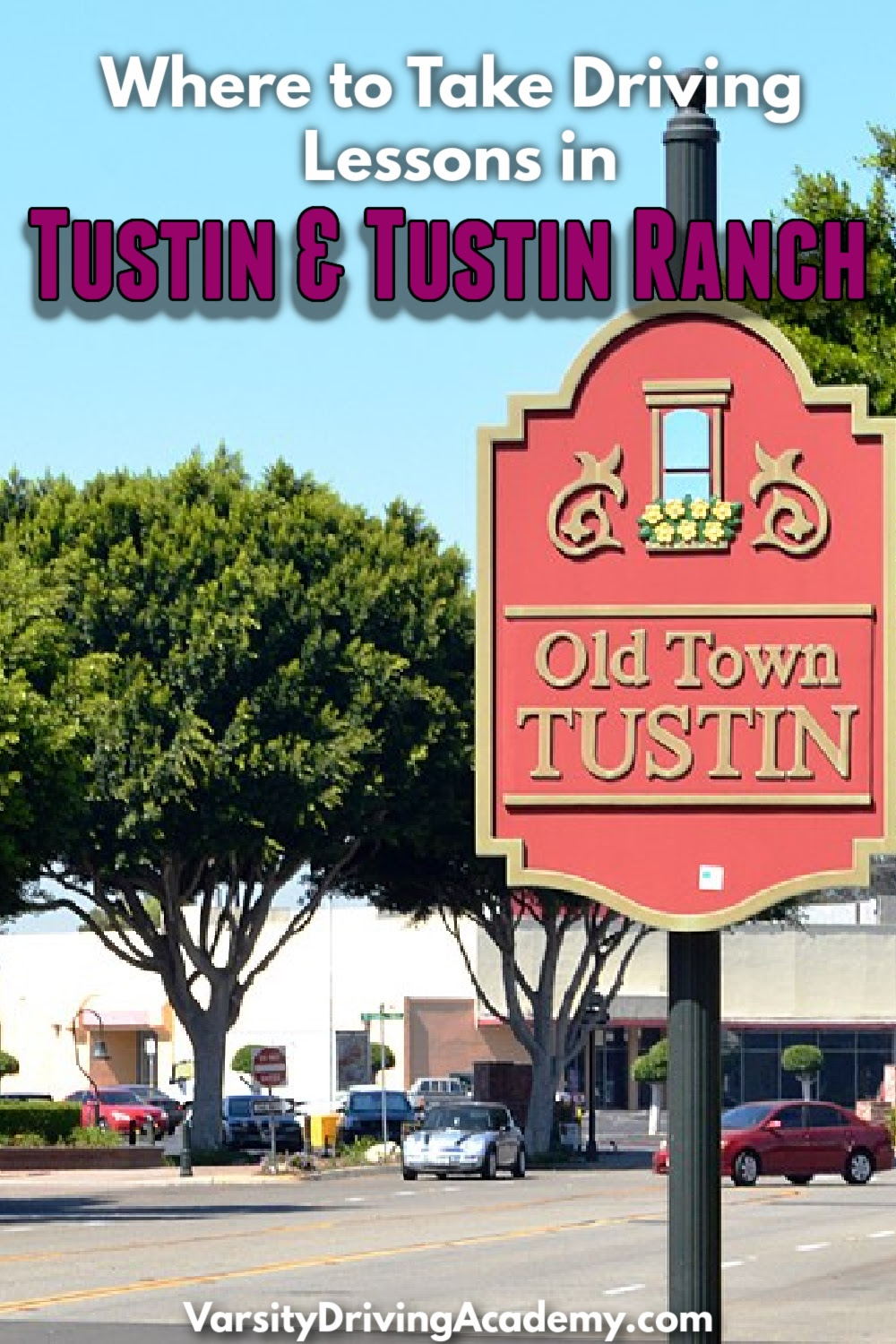 Knowing where to take driving lessons in Tustin and Tustin Ranch means knowing what the best driving school is and what it offers.