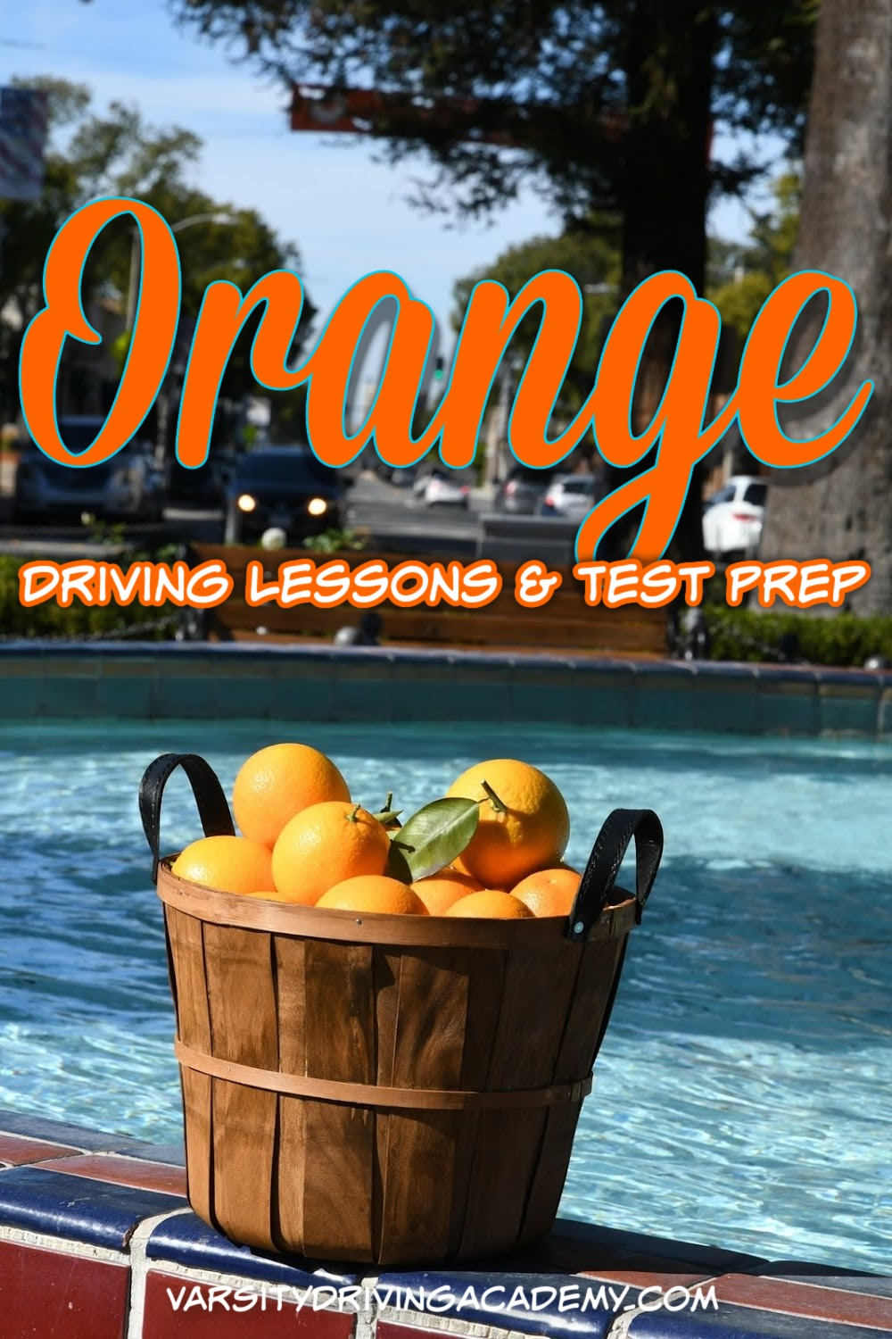 Varsity Driving Academy is ready to help you prep for your driving test with the best Orange driving lessons for teens and adults.
