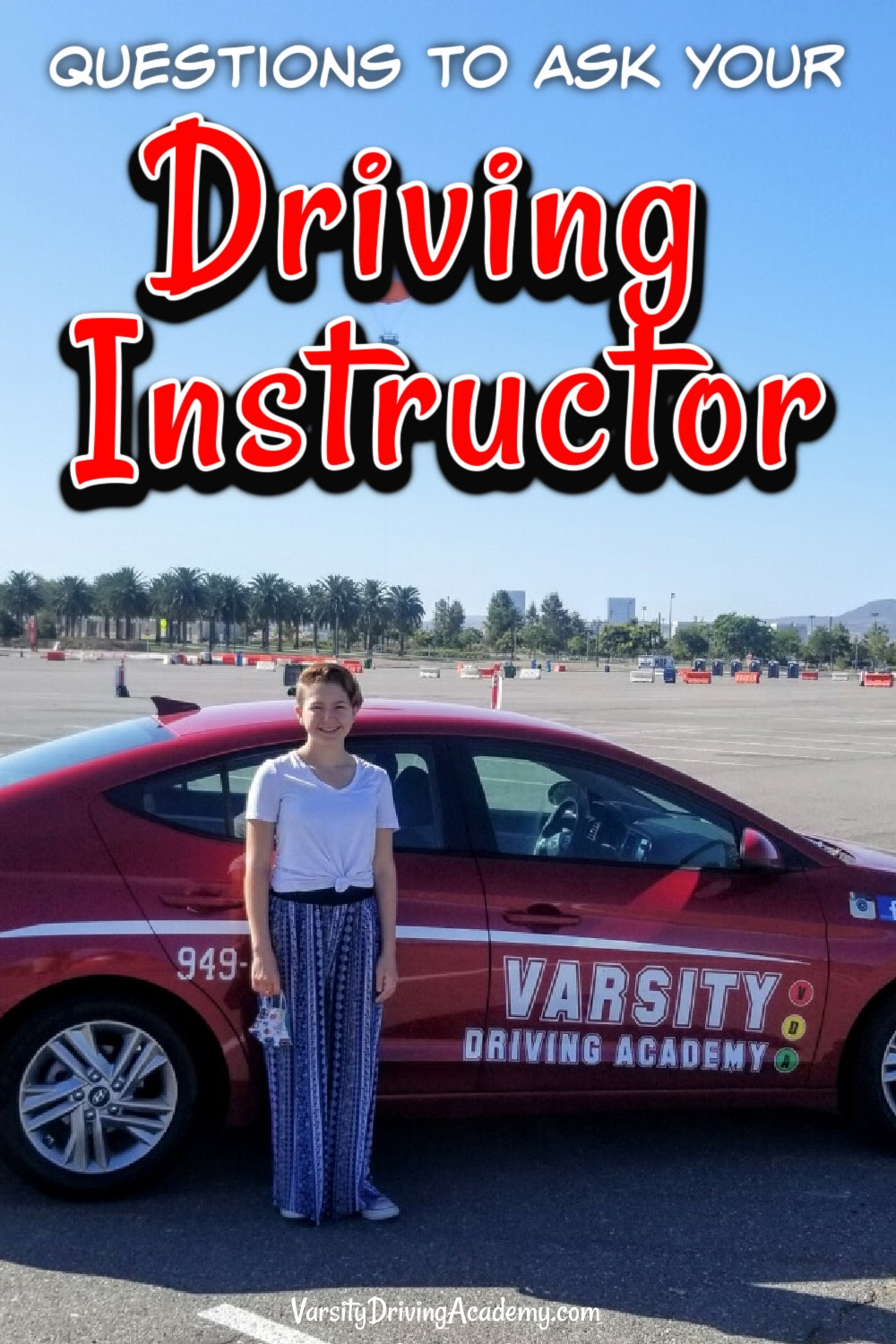 The questions you should ask your driving instructor could make the difference in what school you attend or how well you do on tests.