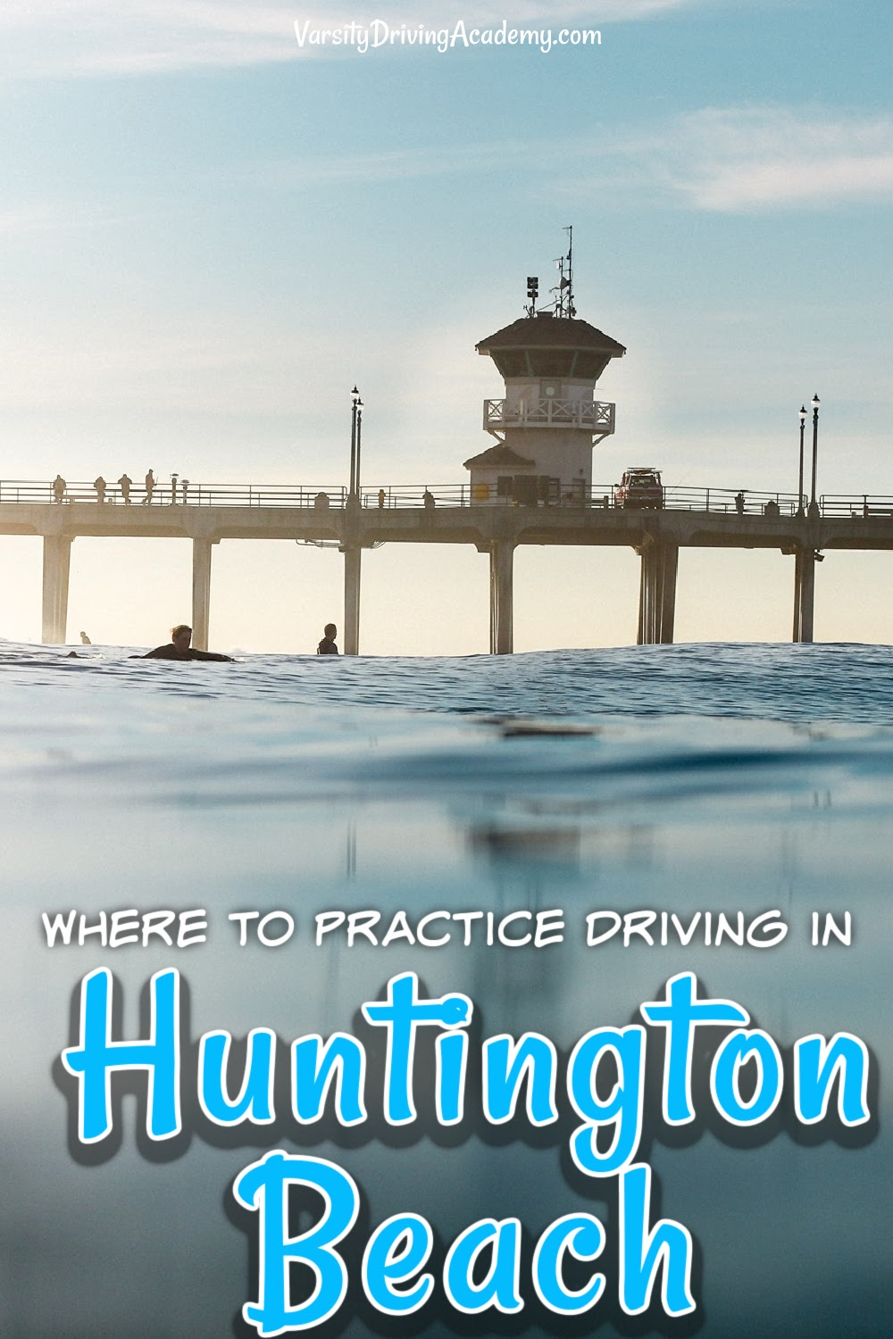 Knowing where to practice driving in Huntington Beach is a good way to make sure you improve your driving skills without much risk.