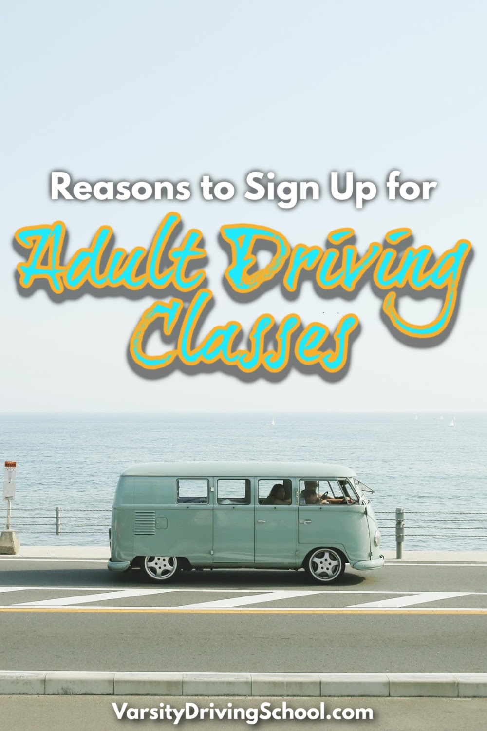 People have several reasons to sign up for adult driving classes and Varsity Driving Academy is the best option no matter the reason.