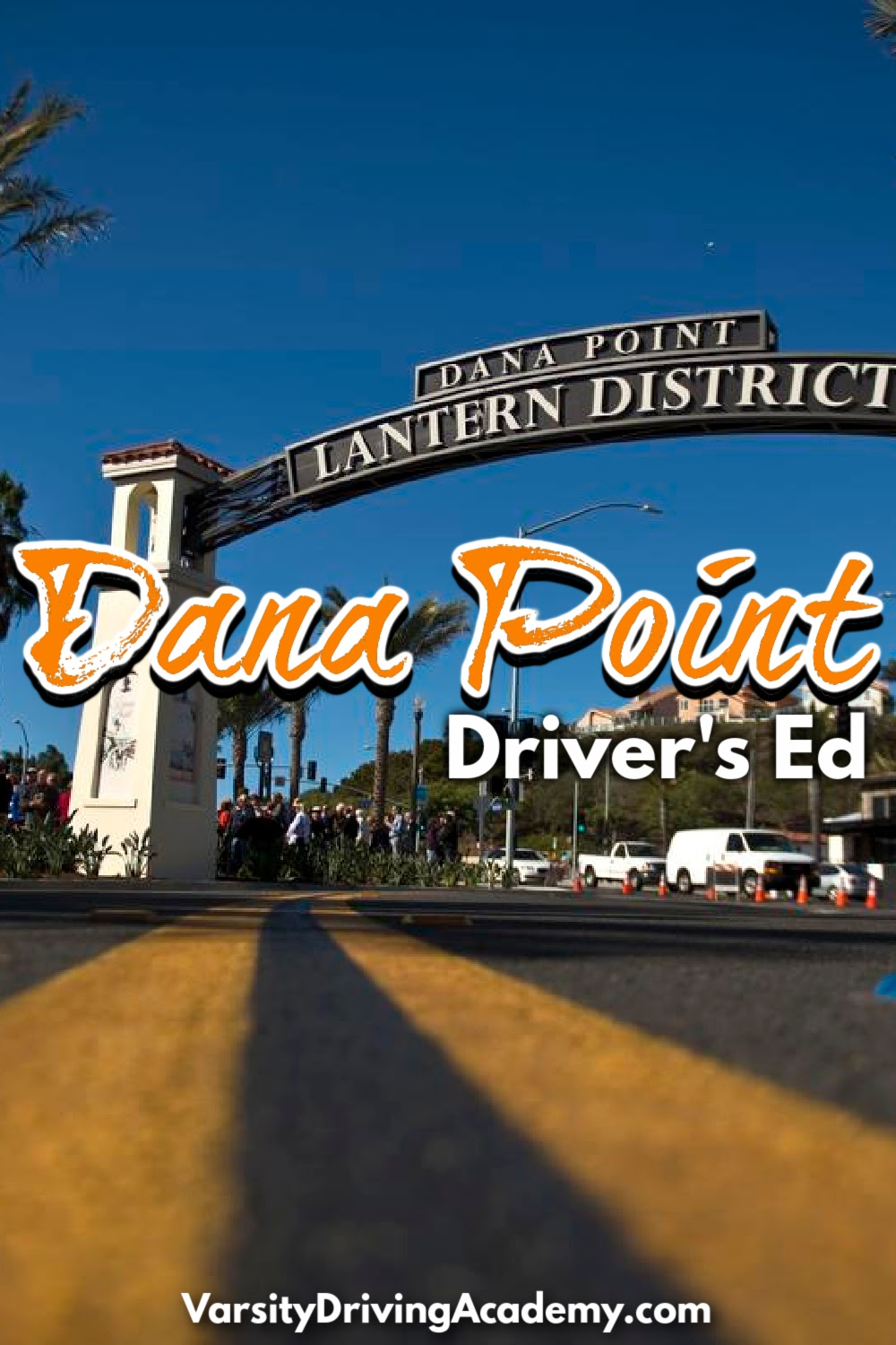 Learn how to drive with the best Dana Point drivers ed at Varsity Driving Academy where safety is the top priority.