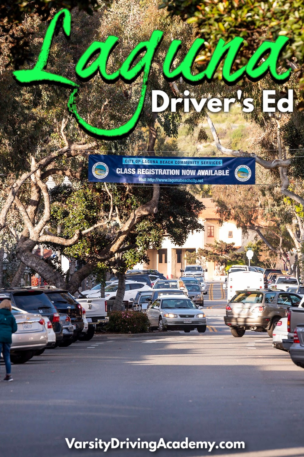 Laguna drivers ed is a required step for teens and an important step for adults to ensure their driving skills are safe and defensive.