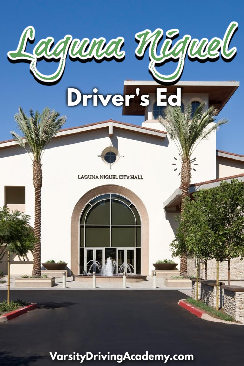 Varsity Driving Academy is the best Laguna Niguel drivers ed service available to both teens and adults who want to learn how to drive safely.