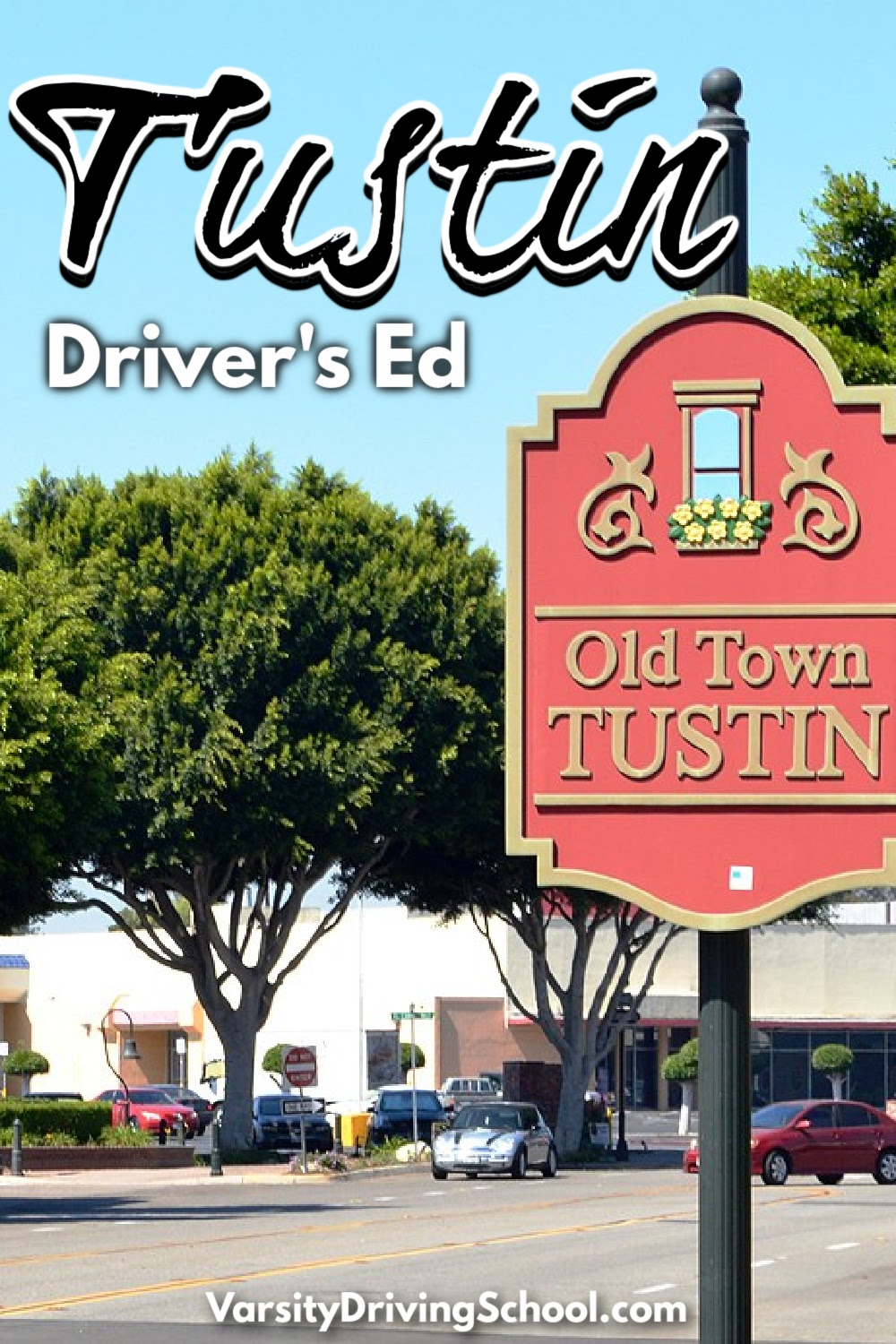 Students can attend Varsity Driving Academy, the best Tustin drivers ed to learn how to drive in Tustin and beyond.