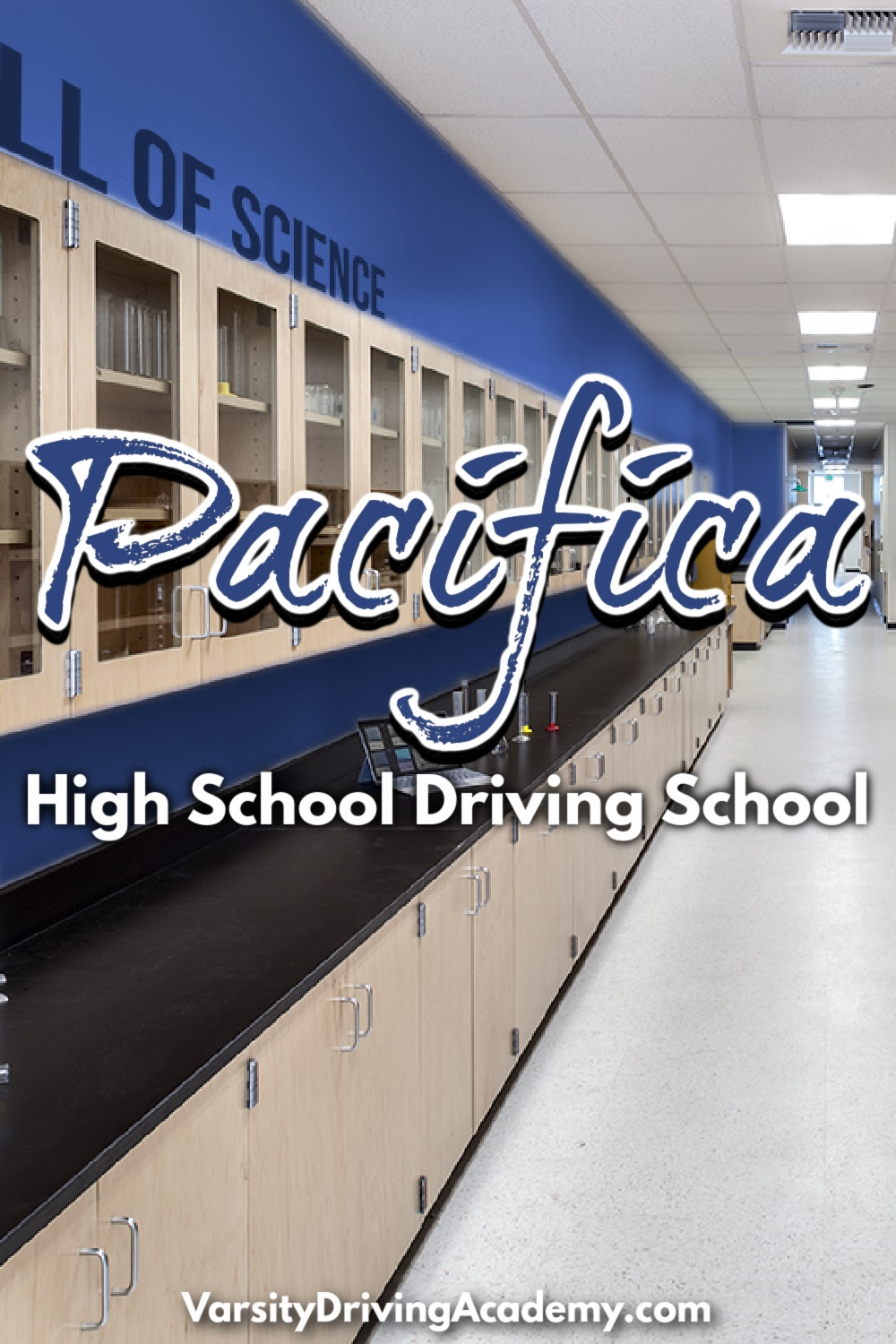 Varsity Driving Academy is the best Pacifica High School driving school thanks to the many services students can take advantage of.