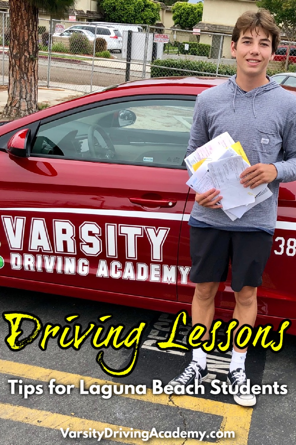 The best Laguna Beach driving lessons tips can help a student prepare for the journey ahead of them so that their minds are open to knowledge.