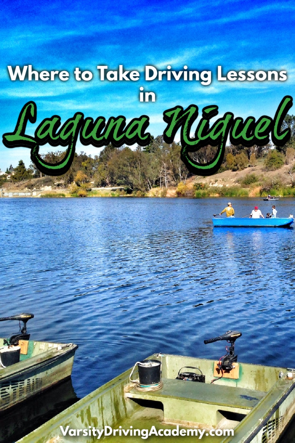 Varsity Driving Academy offers the best Laguna Niguel driving lessons for teens and adults who want to learn how to drive.