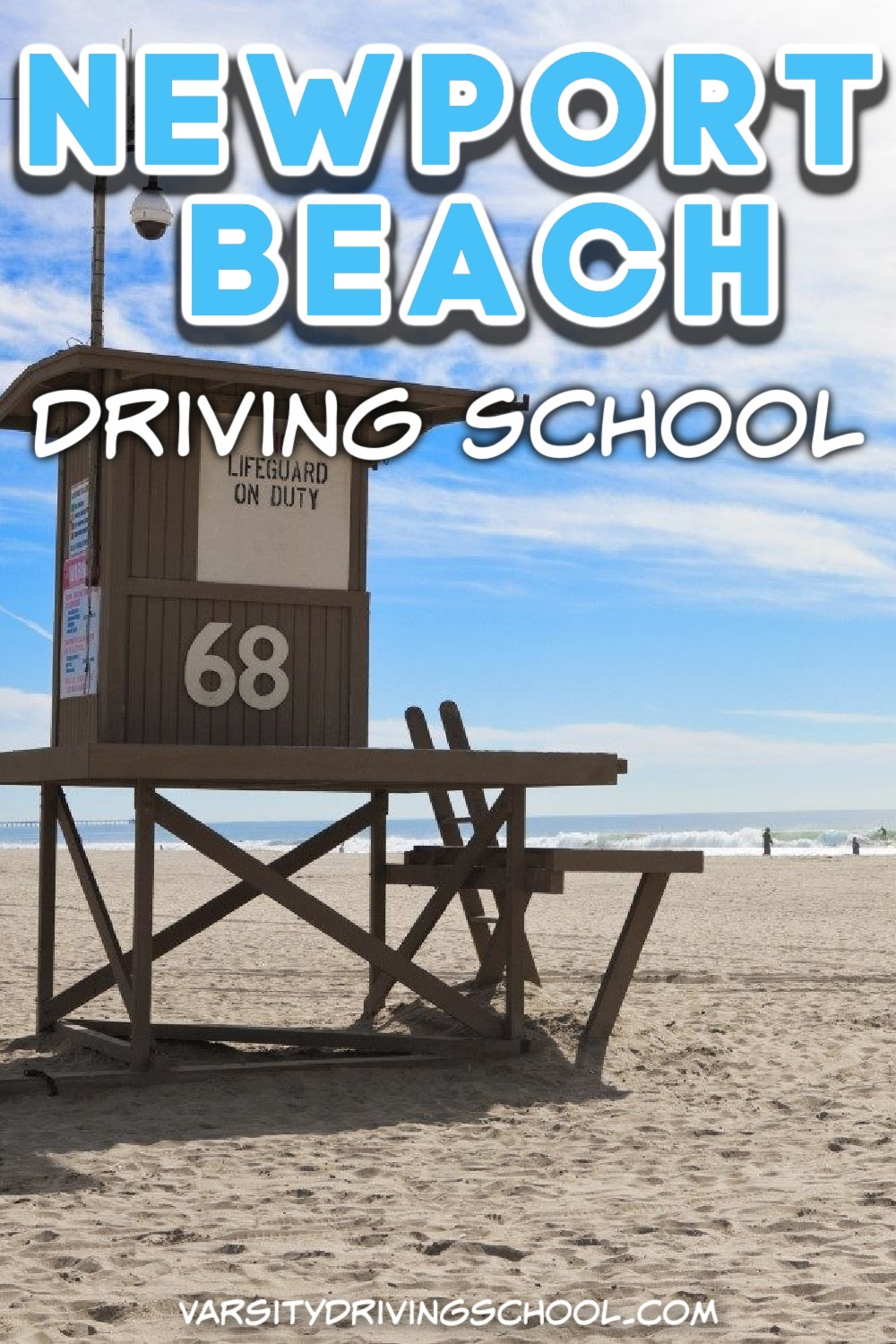 You can access the best driving lessons in Newport Beach at Varsity Driving Academy, the best Newport Beach driving school which offers driver's ed in Orange County for teens and adults.