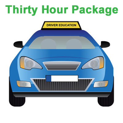 Thirty Hour Package - VDA Driving School Orange County