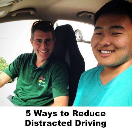 Ways to Reduce Distracted Driving