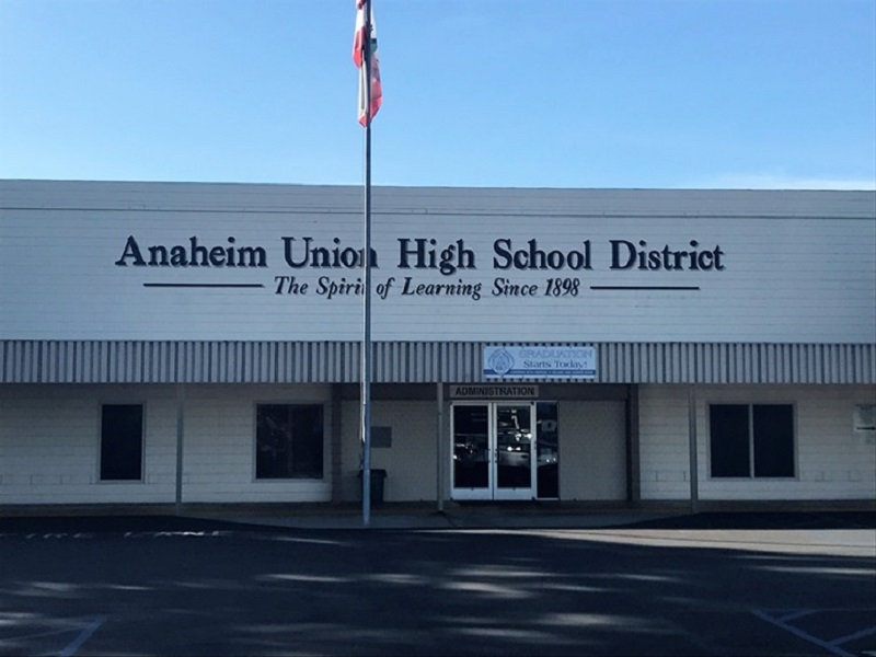Anaheim High School Boundaries | Where You Can Attend