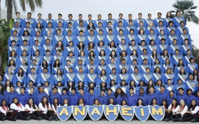 Anaheim High School Ranking and Reviews