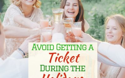 How to Avoid Getting a Ticket During the Holidays