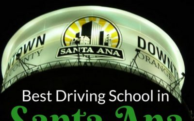 Voted Best Driving School in Santa Ana California