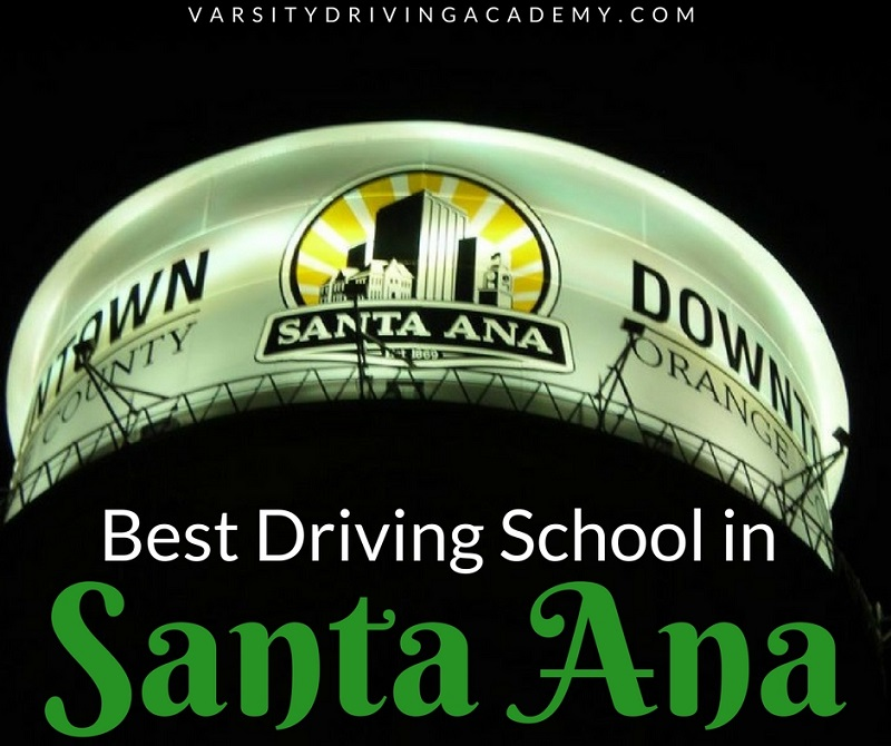 Voted Best Driving School in Santa Ana California