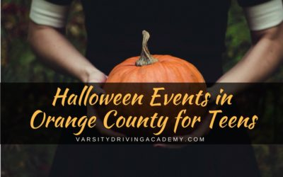 Halloween Events in Orange County for Teens – 2017