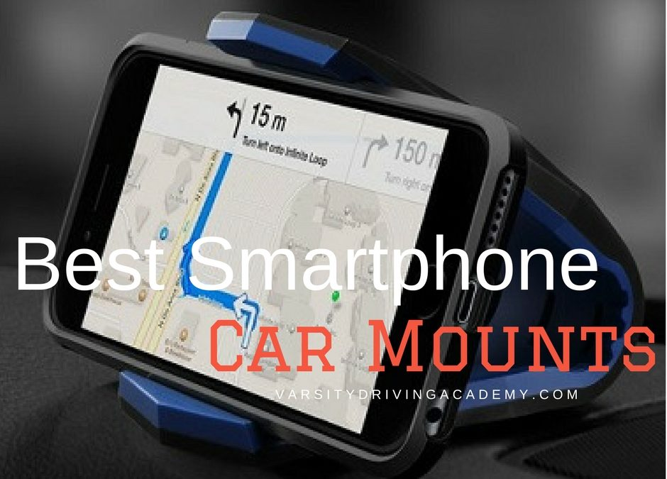 Smartphone car mounts are fast becoming a necessity along with your vehicle so that you can properly use your smartphone while driving.