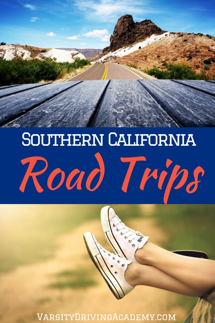 Pick one of the most memorable Southern California road trips to take for spring break this year and come home a whole new person.