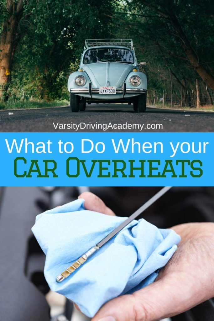 Every driver should know what to do if your car overheats in order to stay safe, save money, and potentially, save your engine.