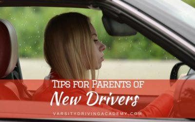 Tips for Parents of New Drivers