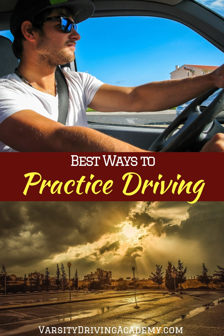Use the best ways to practice driving before you head off to the DMV to make sure you're fully prepared to pass your driver's test.