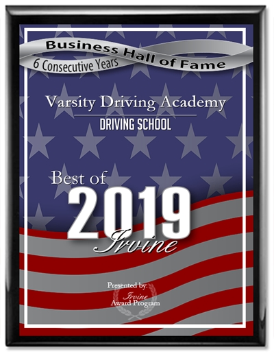 Varsity Driving Academy - Voted Best of 2019 Driving Schools in Irvine
