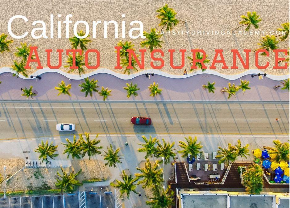California Auto Insurance Laws