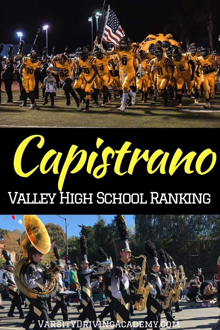 Capistrano Valley High School ranking shows how the school compares in academics, equity, and environment.